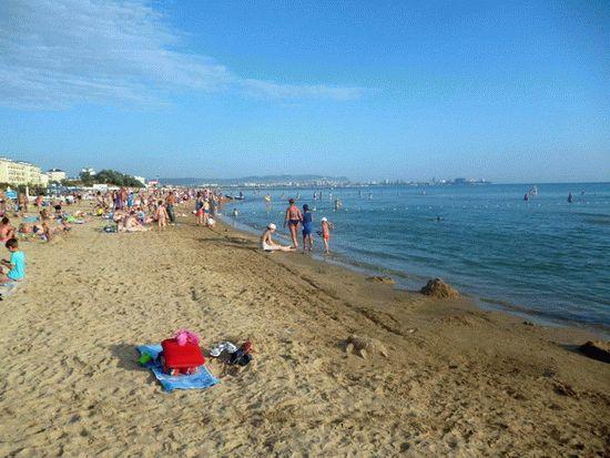 Где лучше купаться в Анапе