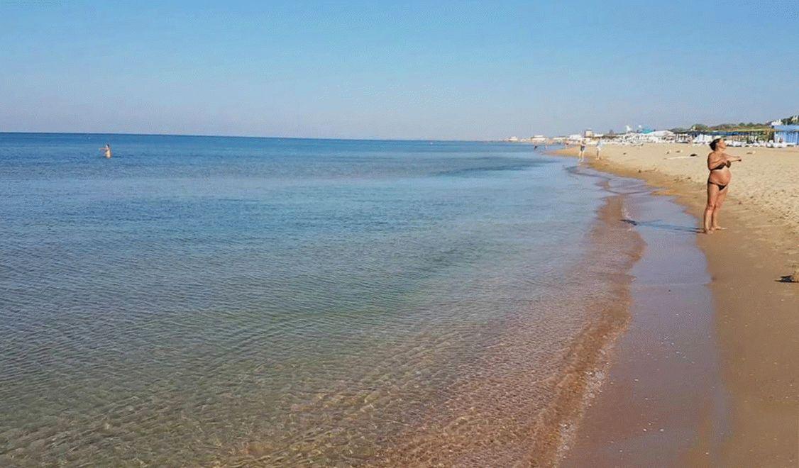 Где в Анапе чистое море