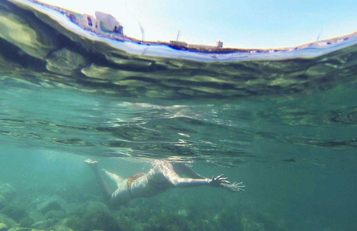 Чистая вода в Сукко и на Утрише
