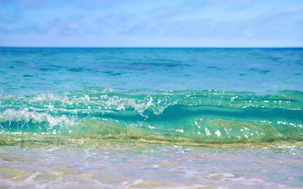 Чистое море в Анапе