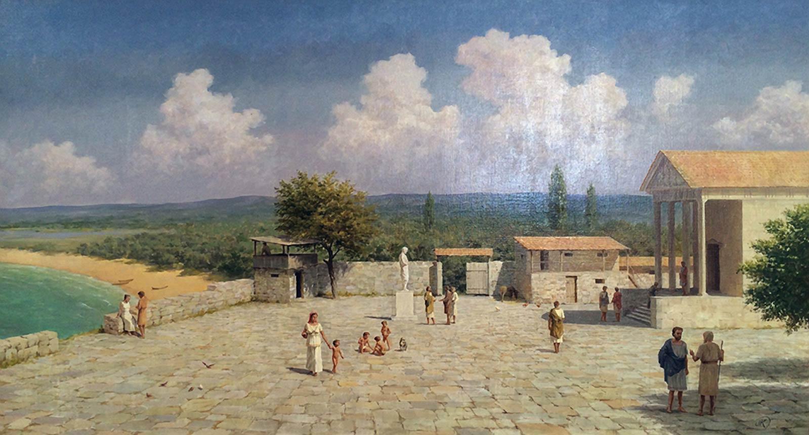 Анапа с античных времен