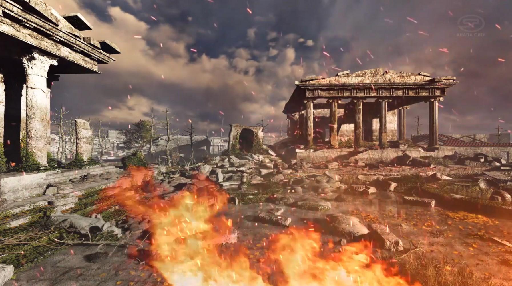 Гибель Античной Горгиппии