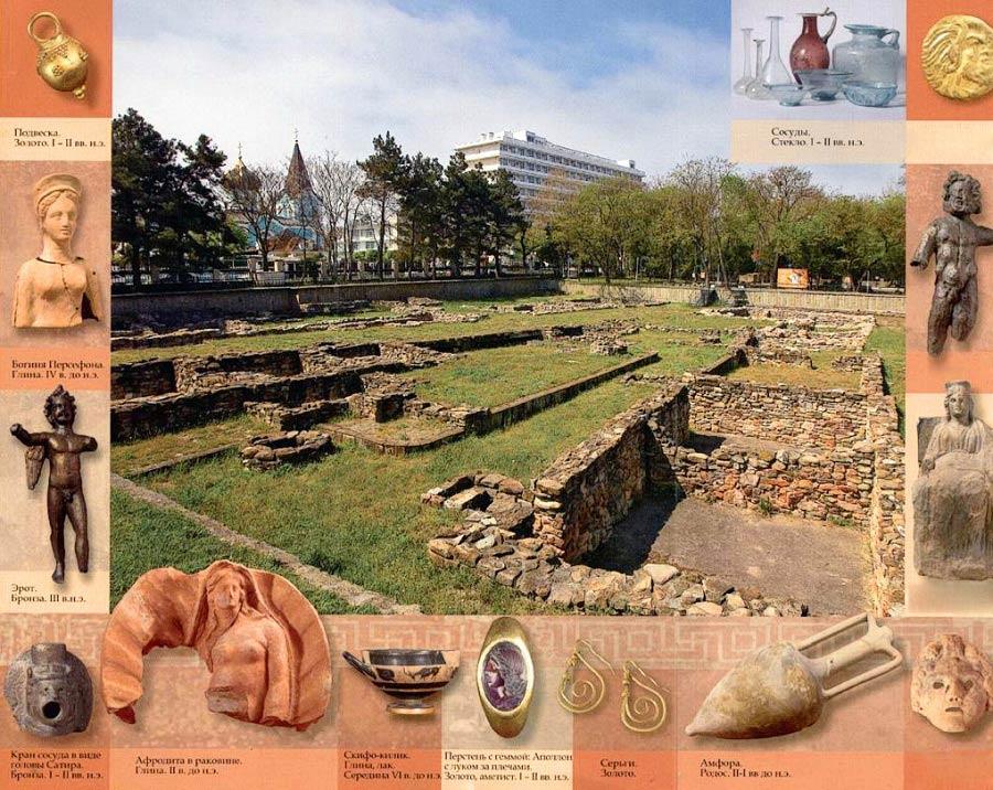 История древней Анапы