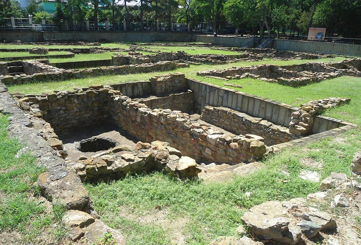 Раскопки Горгиппии