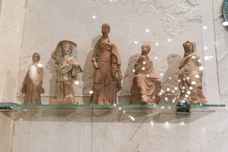 Уникальные экспонаты музея
