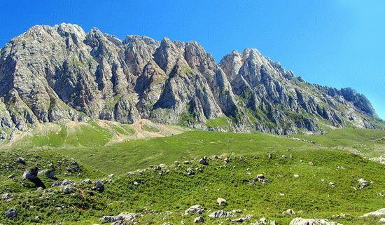 Горы краснодарского края доклад 2694