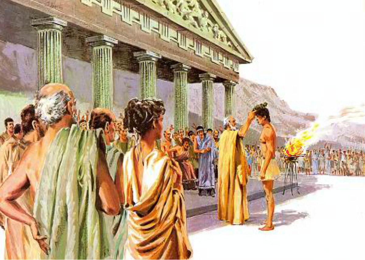 Античные поселения