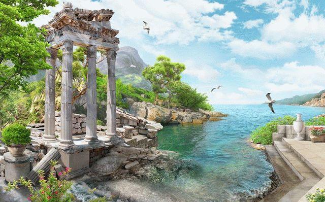 Земля древних греков