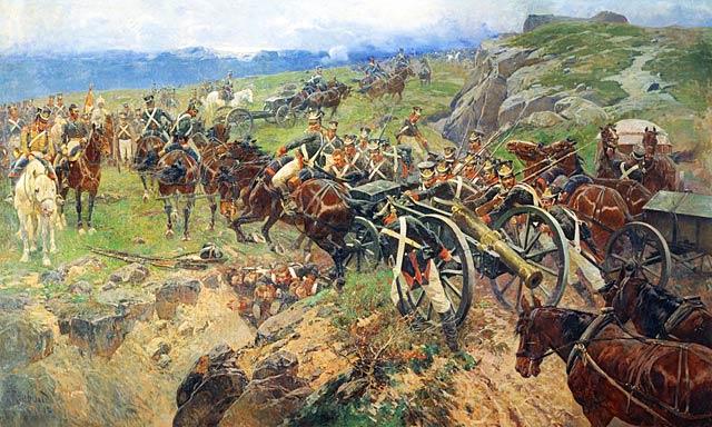 Времена Кавказской войны