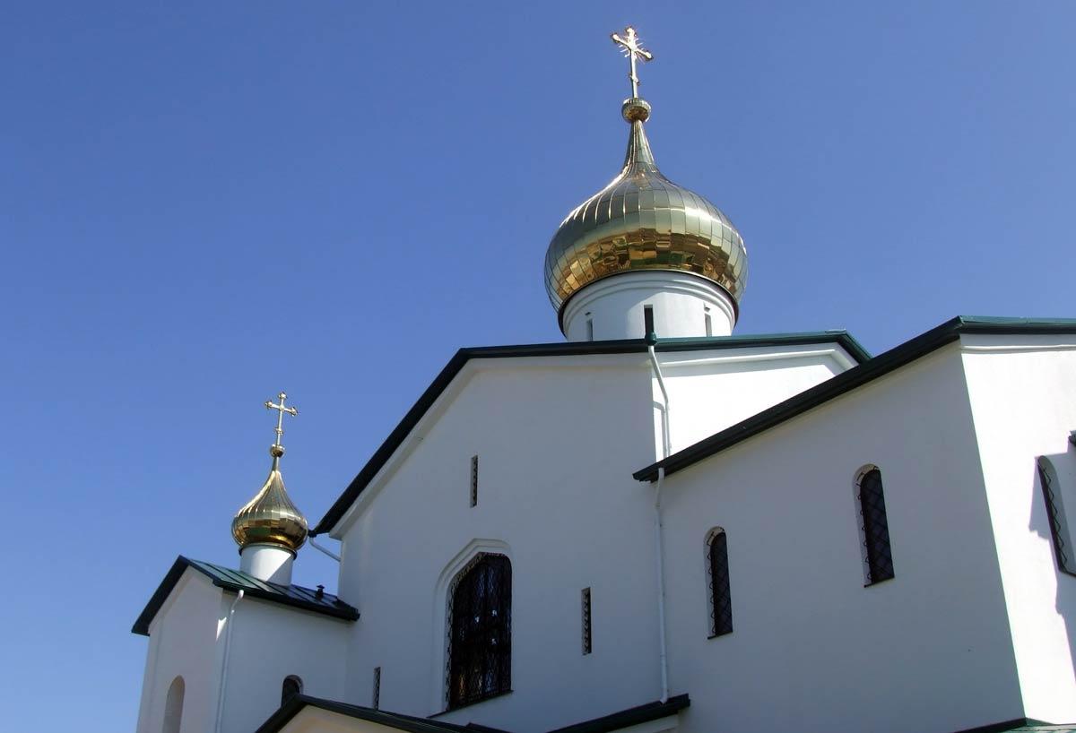 Храмы на русской земле
