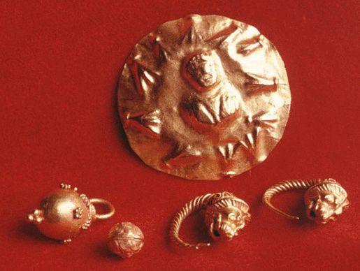 Сокровища Горгиппии