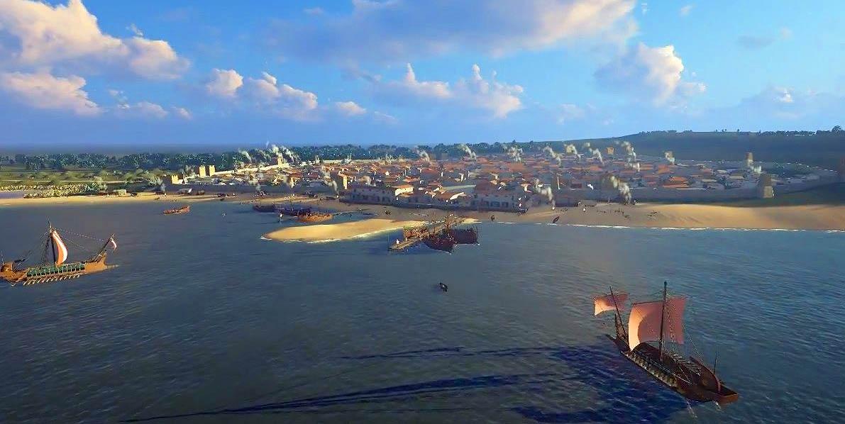 Древний город Анапа