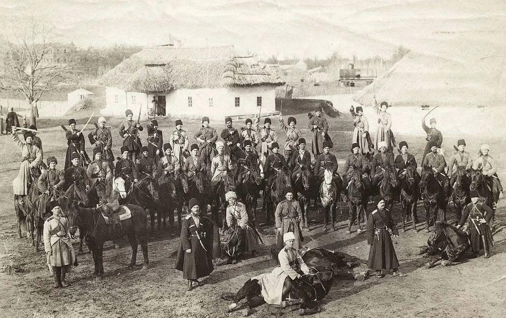 История Кубанского казачества