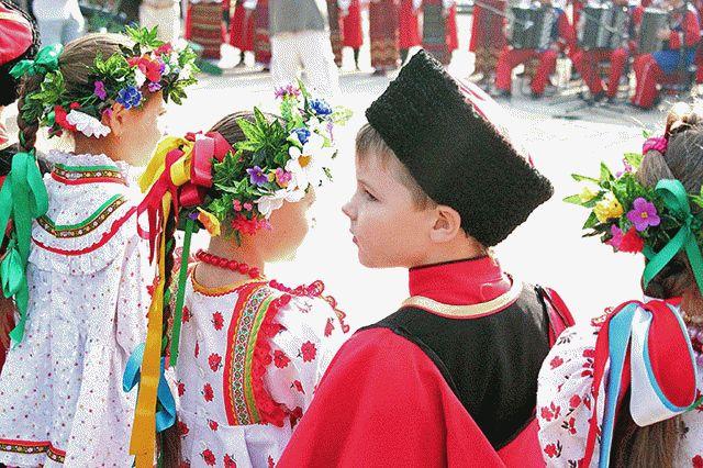 Какие имена дают детям Кубани?
