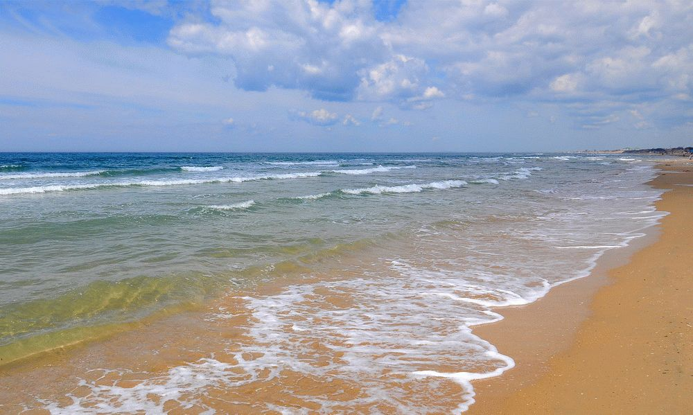 Какое море в Анапе