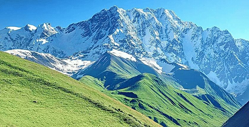 Кавказские вершины