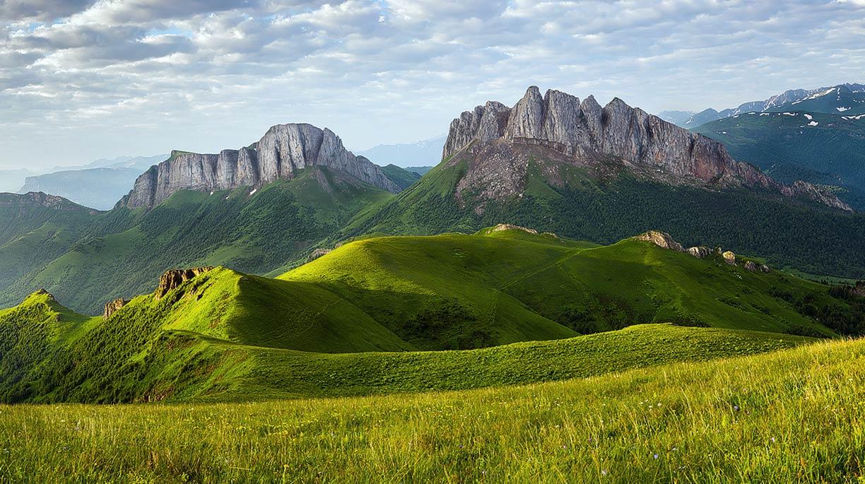 Горы Адыгеи