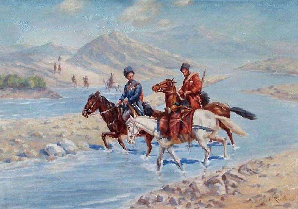 Казачество на Северном Кавказе