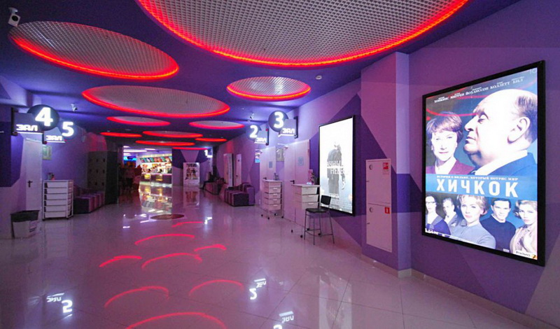 Кинозалы IMAX