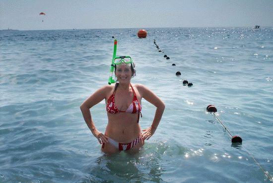 Когда начинают купаться в Анапе