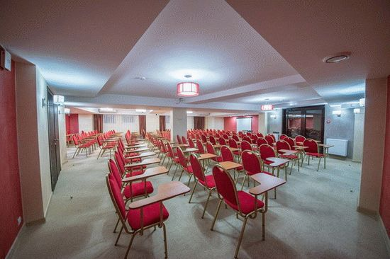 Конференц зал отеля Аврора в Анапе - Витязево