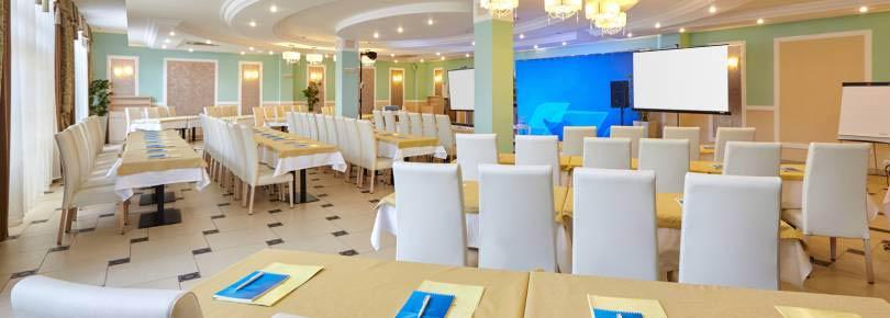Конференц залы на курорте Анапа