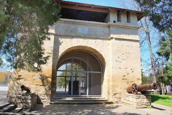 Руссик ворорта - остатки турецкой крепости