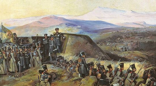 Поход русских войск на Анапу