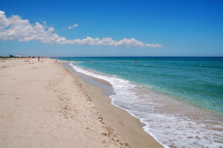 Анапская песчаная полоса