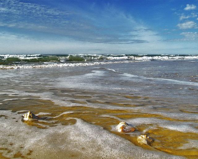 Лечение морской водой