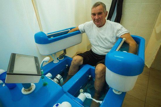 Лечение в санатории Родник