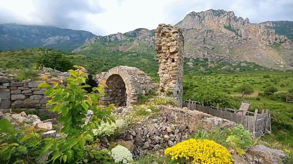 Древности Крыма