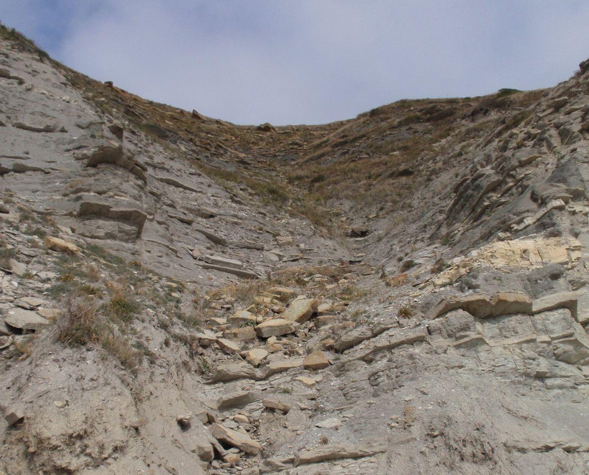 Склон Лысой горы