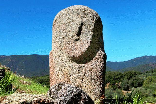 Мегалитические памятники древности