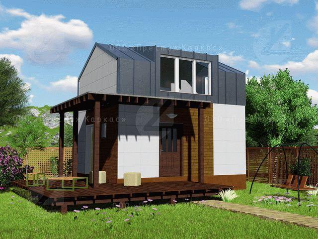 Кому стоит построить себе мини-дом