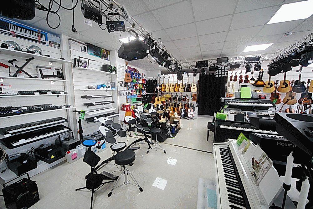 Магазин «МузМаг» в Анапе