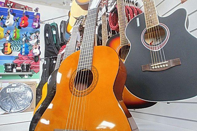 Купить музыкальные инструменты в Анапе