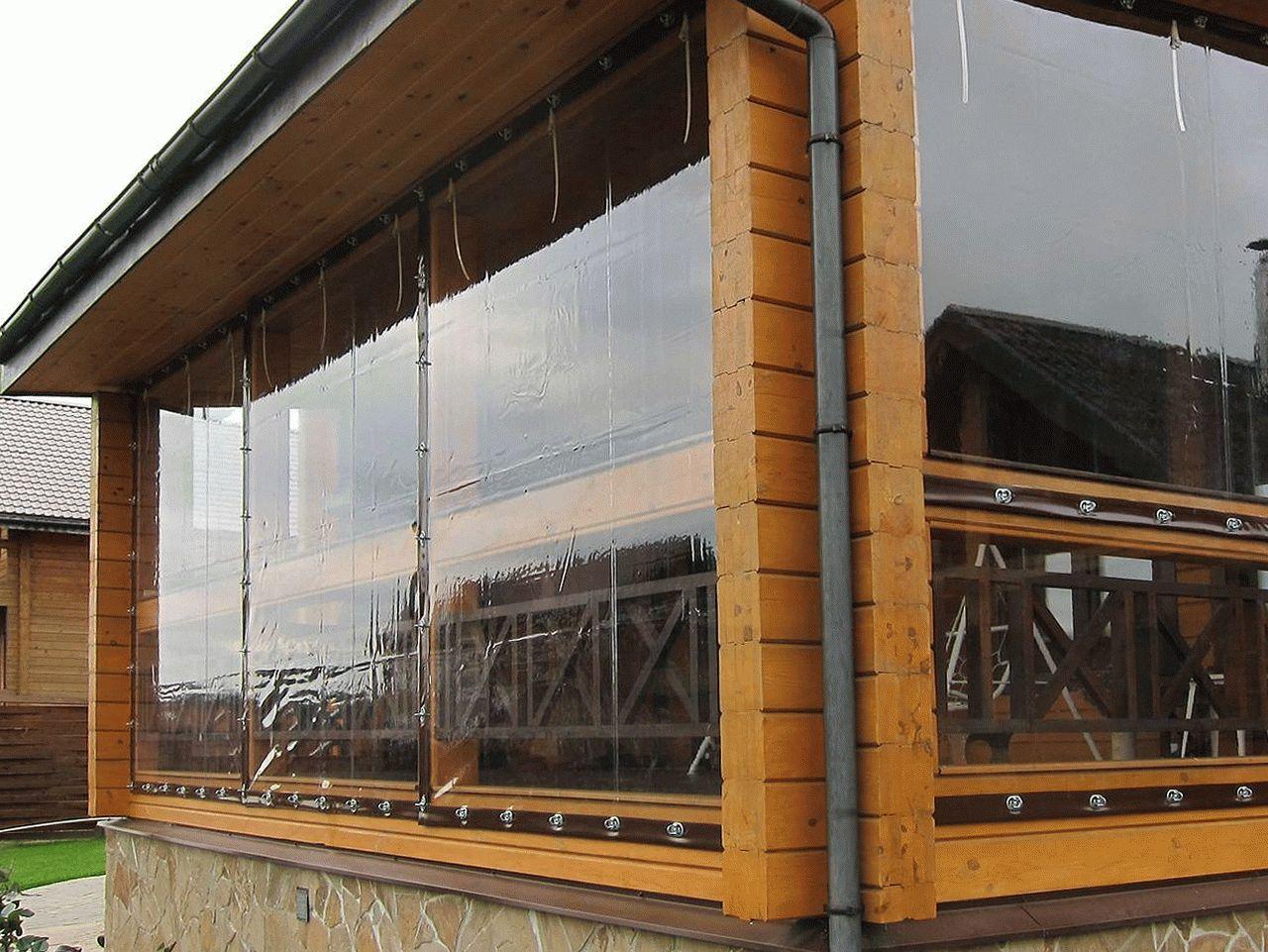 Мягкие окна в Анапе