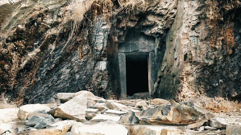 Найдена пещера в Анапе