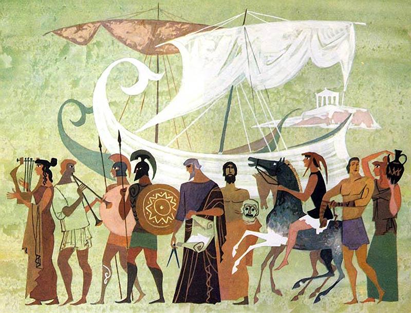 Народы Анапы