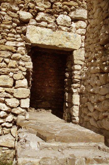 Древние стены Неаполя-Скифского