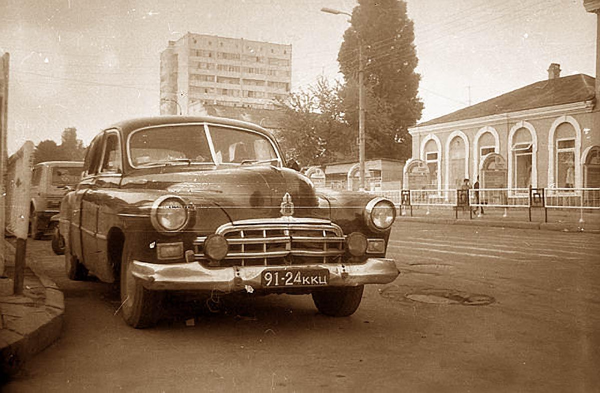 Старая фотография Анапы