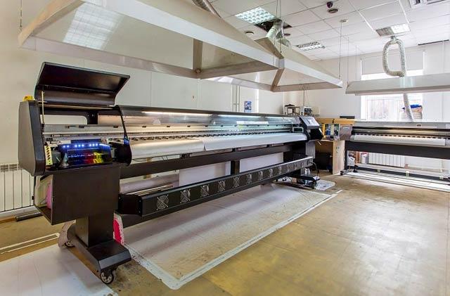 Широкоформатная, интерьерная печать в Анапе