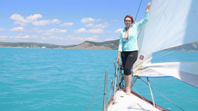 Морские развлечения в Анапе