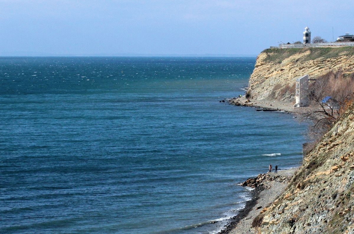 Берега Черного моря