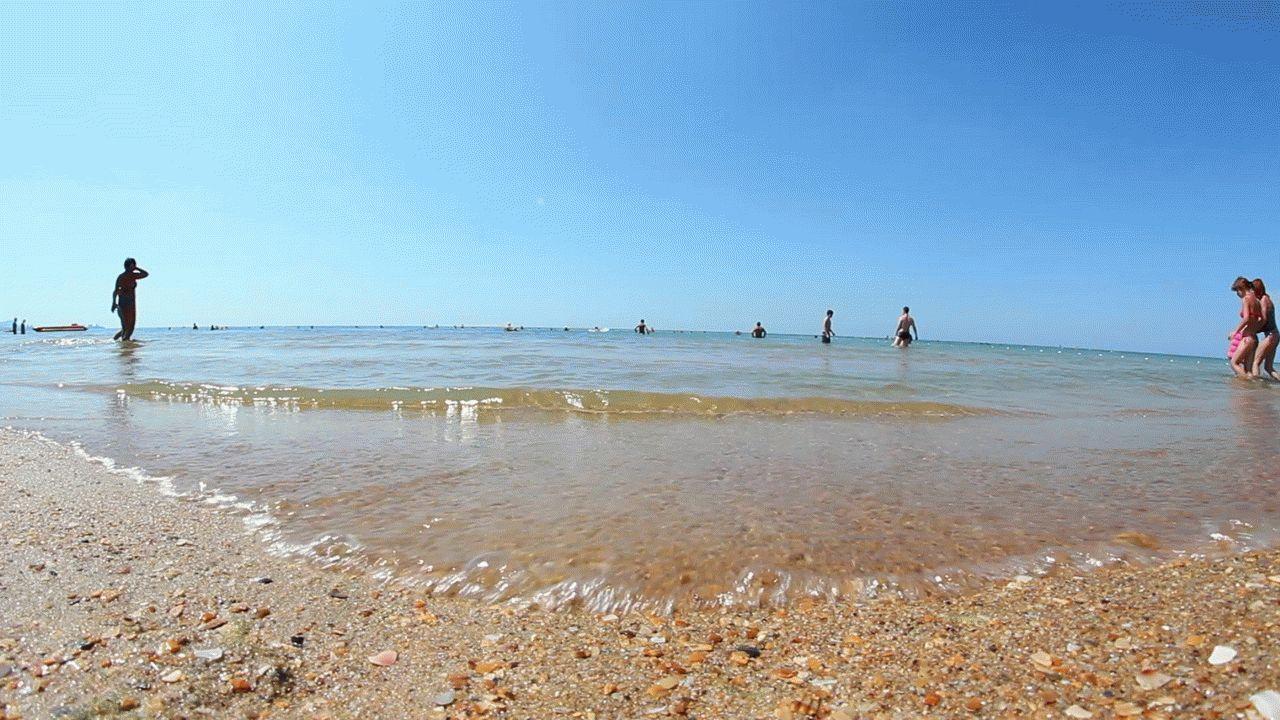 Морская вода полезна для здоровья