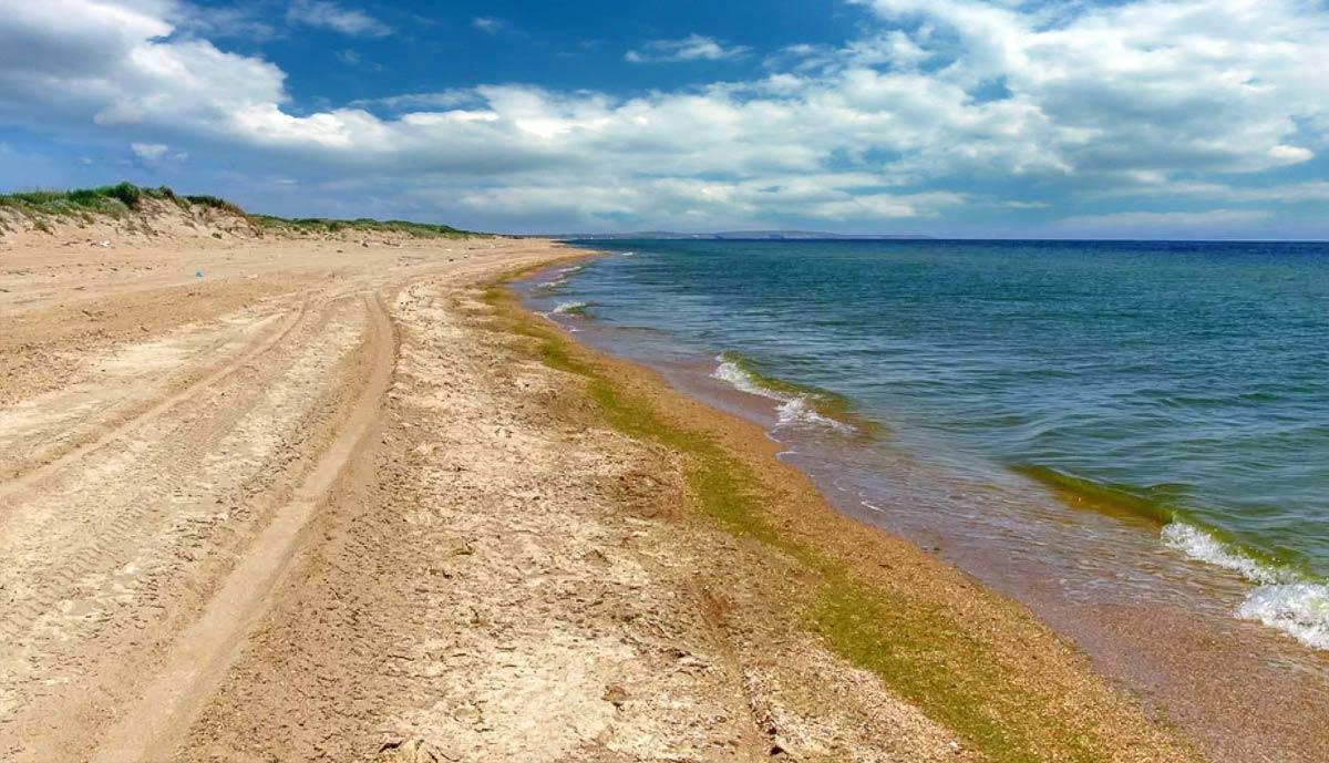 Море в Благовещенской