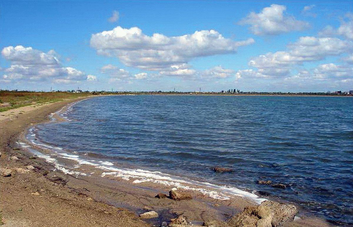 Озеро Саки в Крыму