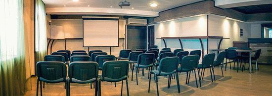 Конференц-зал отеля Паллада