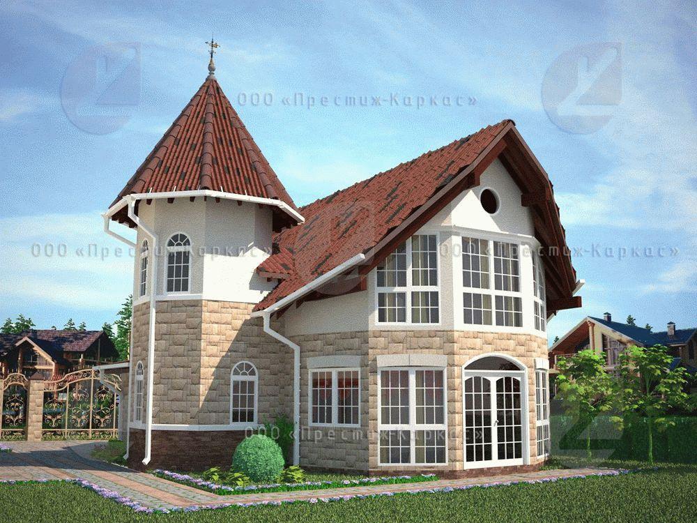 Каркасные дома в Анапе